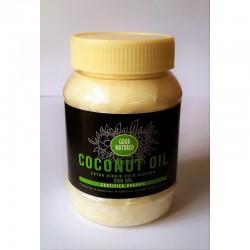 Kokosový olej extra panenský lisovaný za studena