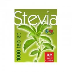 Stevia - 1000 tablet á 60mg v doze