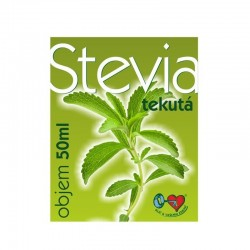 Stevia - 50ml tekuté steviol-glycosidy