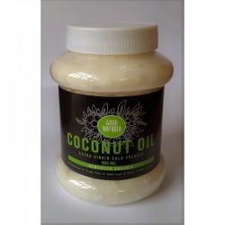 BIO Kokosový olej extra panenský lisovaný za studena