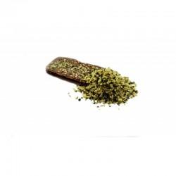 Hruška + konopné semínko