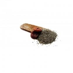 Meruňka + chia semínka